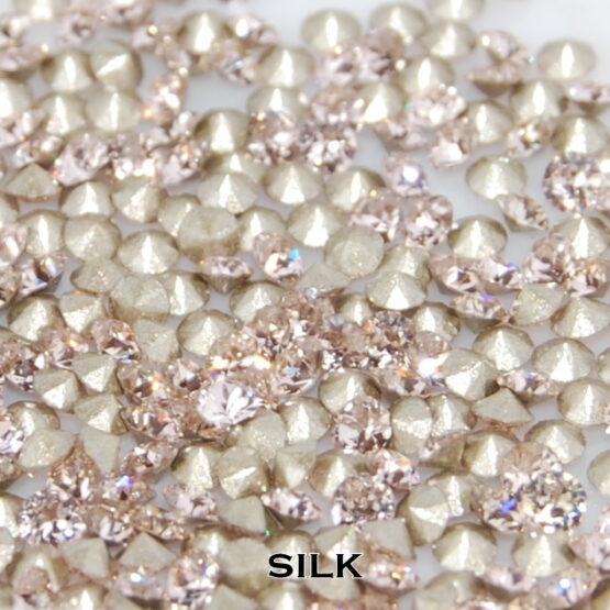 Swarovski kúpos hátú kristály Silk