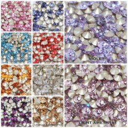 Swarovski kristály pp24