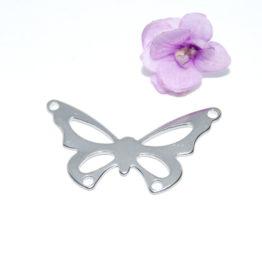 Nemesacél pillangó összekötő elem