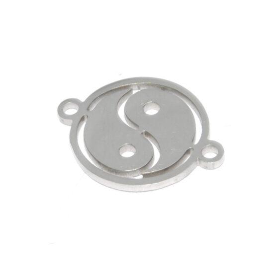 Nemesacél Yin Yang összekötő elem
